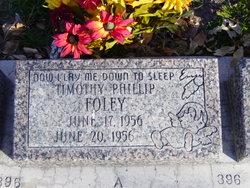 Timothy Phillip Foley