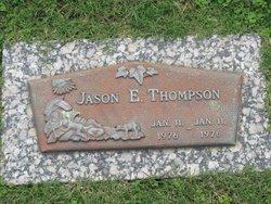 Jason E Thompson