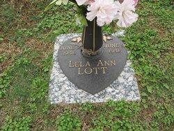 Lela Ann Lott