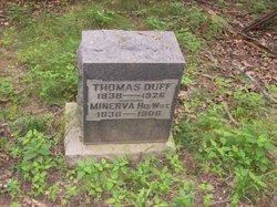 Thomas J Duff