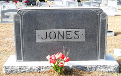 "Synthia Emma ""Emma"" <I>Lane</I> Jones"