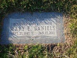 Mary Evelyn <I>Bourland</I> Daniels