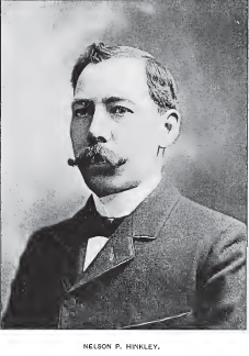 Nelson P Hinkley