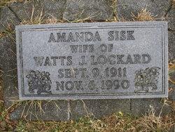 Amanda L. <I>Sisk</I> Lockard