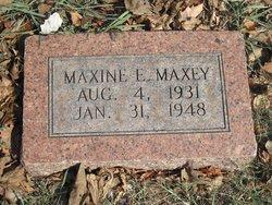 Maxine Earl Maxey