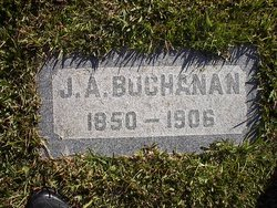 James Alexander Buchanan