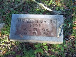 Elizabeth <I>Maura</I> Bush