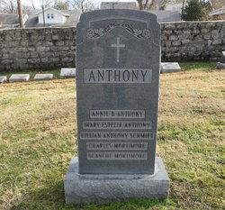 Mary Estelle Anthony