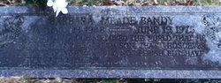 Barbara <I>Meade</I> Bandy