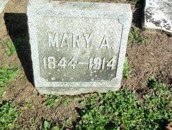 Mary Ann <I>McCray</I> Morton