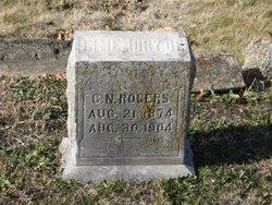 C. N. Rogers
