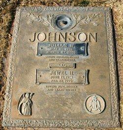 Julian W. Johnson