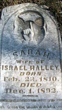 Sara H Halley