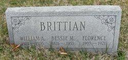 Bessie M <I>Whennen</I> Brittian