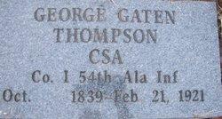 George Gaten Thompson
