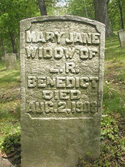 Mary Jane Benedict