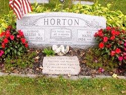 """Lester N. """"Let"""" Horton"""