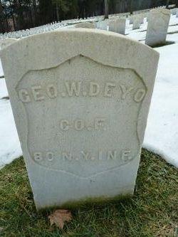 George W Deyo