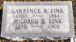 Mildred LaRue <I>Bankard</I> Fink
