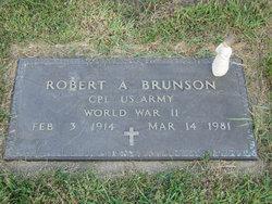 "Robert ""Bob"" Brunson"