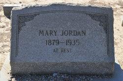 Mary <I>Fulmer</I> Jordan