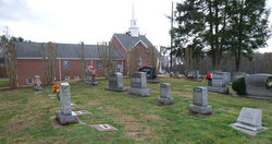 Davis Memorial Baptist Church Cemetery