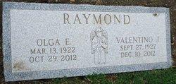 Olga E <I>Moricz</I> Raymond