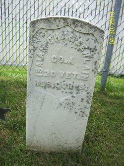 Pvt Isaiah Chamberlain