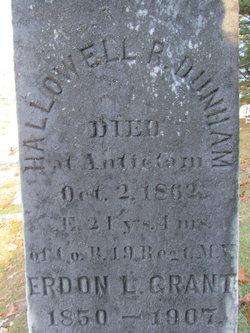 Hallowell Dunham