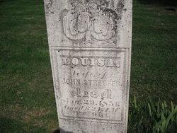 Louisa Streeter