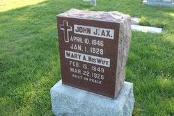 John Joseph Ax