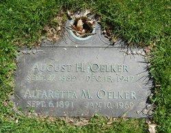 """August Henry """"Gus"""" Öelker"""