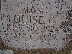 Louise <I>Carlton</I> Keen