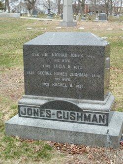 Rachel B. <I>Jones</I> Cushman