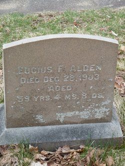 Lucius Frank Alden