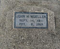 John Henry Mueller
