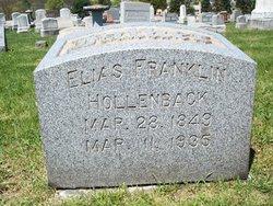 Elias Franklin Hollenback