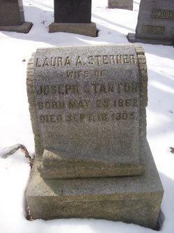 Laura A. <I>Sterner</I> Stanton