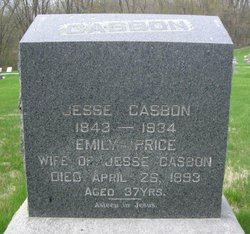 Emily <I>Price</I> Casbon
