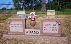 Lawtie May Adams