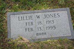 Lillie W. Jones