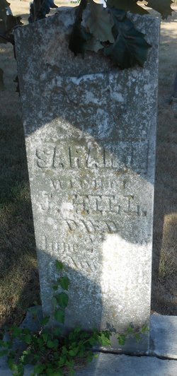 Sarah Jane <I>Foglesong</I> Hill