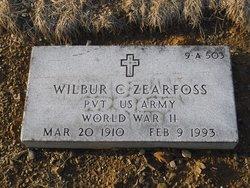 Wilbur C Zearfoss