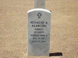 Ignacio A Alarcon