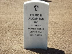 Felipe R Alcantar