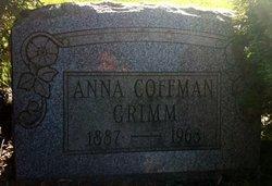 Anna Corrine <I>Brothers</I> Grimm