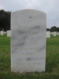 Bernard Wunsh