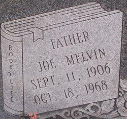 Joe Melvin McDowell