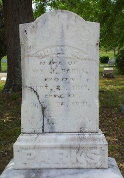 Dolly Sumner <I>Lunt</I> Burge Parks