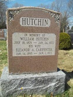 Eleanor Alice <I>Carpenter</I> Hutchin
